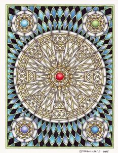 Shield Mandala (1)