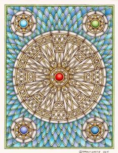 Shield Mandala