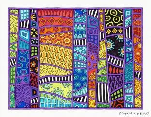 Theme coloured