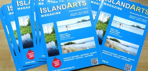 Island Arts Magazine Winter 2019