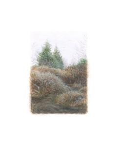 Winter (1.5 x 1 inch)